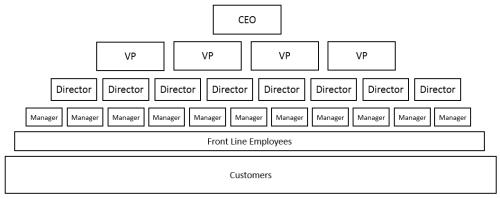org chart standard